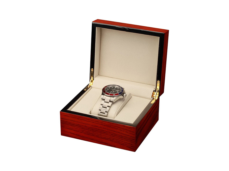 Wooden watches boxes