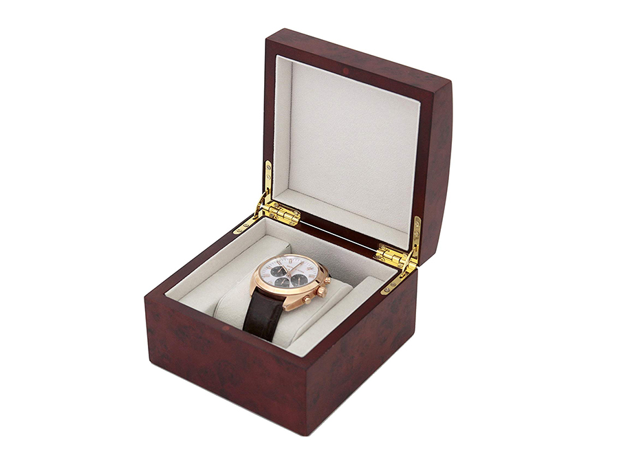 Arched watch box