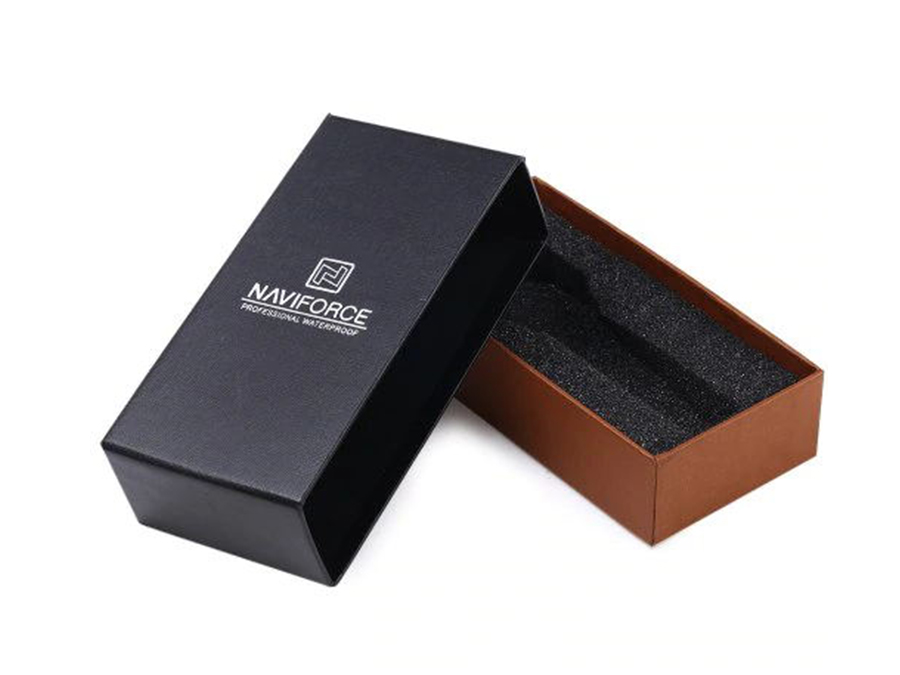 Watch paper box