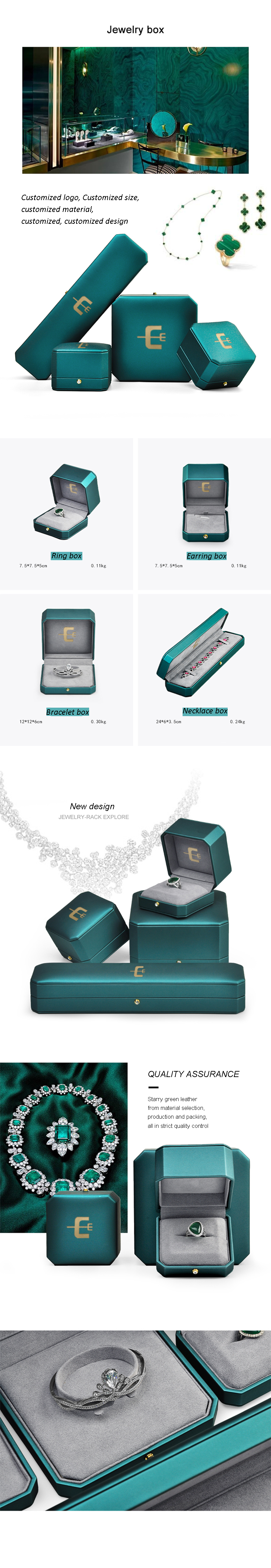 Jewelry packaging supplier