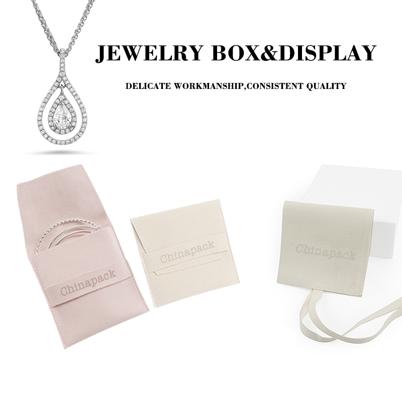 Wholesale jewelry boxes and bags