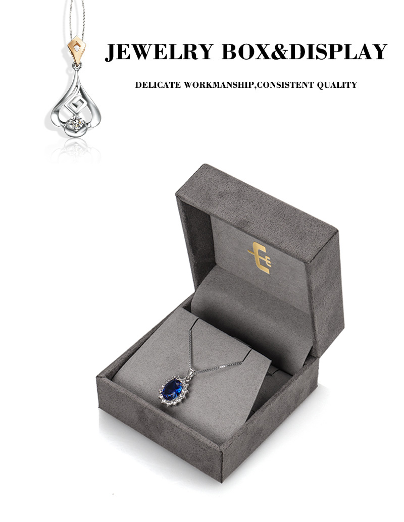 Customized pendant box